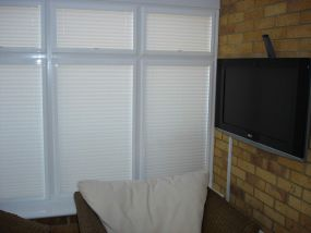 Sideblinds for conservatory windows, Chelmsford 3 - Conservatory Roof Blinds