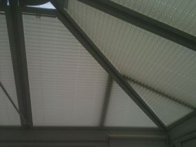 Bridgewater conservatory roof blinds 1 - Conservatory Roof Blinds