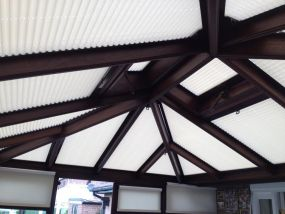 Lent 1-2 - Conservatory Roof Blinds