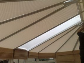 Northampton obtuse - see news - Conservatory Roof Blinds