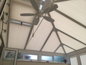 Bristol roof and side blinds - Conservatory Roof Blinds