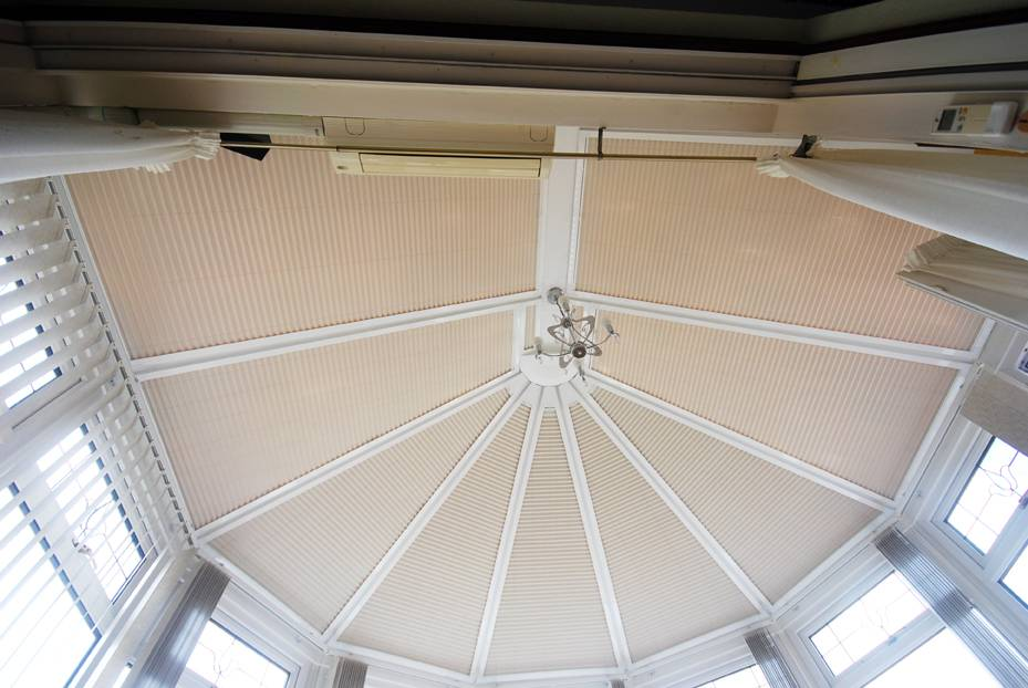 Customer Service Conservatory Roof Blinds