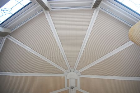 Just fitted these conservatory blinds in Wales