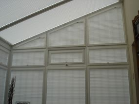 Roof and window blinds fitted in Bury 1 - Conservatory Roof Blinds