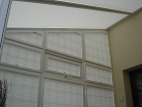 Roof and window blinds fitted in Bury 2 - Conservatory Roof Blinds