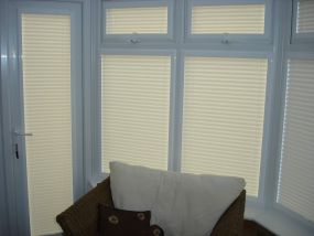 Sideblinds for conservatory doors and windows, Chelmsford 2 - Conservatory Roof Blinds