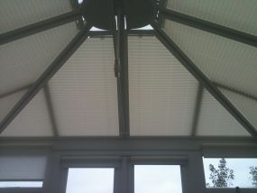 Bridgewater conservatory roof blinds 2 - Conservatory Roof Blinds