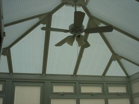 Blinds for sun room in Middlewich 2 - Conservatory Roof Blinds