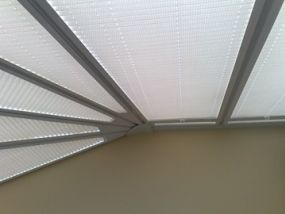 Northampton, infill and apex - Conservatory Roof Blinds